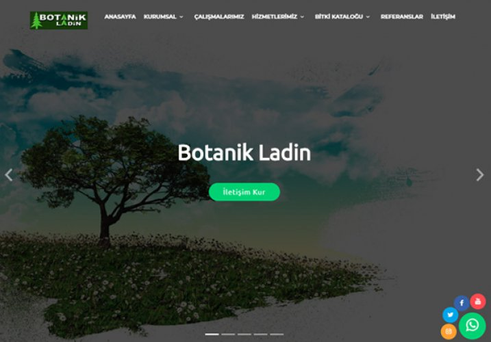 Botanik Ladin